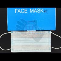 Hengityssuoja maski 50kpl